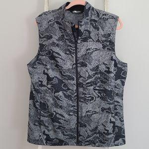 North Face♡Lightweight Rapido athletic zip up vest